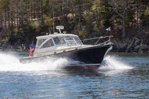 Used Little Harbor 38 Downeast Fishing Boat For Sale