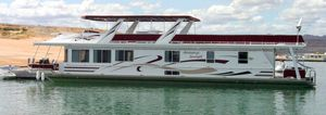 Used Stardust Cruisers Anasazi Sunset Trip 33 House Boat For Sale