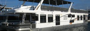 Used Sumerset Summer Breeze Trip15 House Boat For Sale