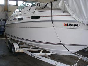 Used Sea Ray 230 Sundancer LTD Bowrider Boat For Sale