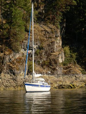 Used Hallberg-Rassy 352 Cruiser Sailboat For Sale