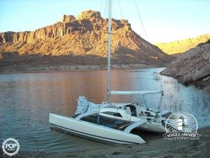 Used Custom Built Farrier Marine F82R Cruiser Sailboat For Sale