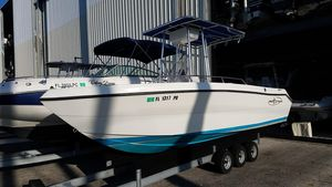 Used Pro Sports 19 Center Console Fishing Boat For Sale