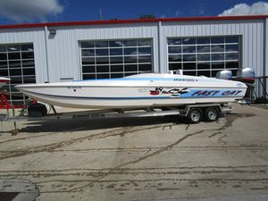 Used Spectre 30 Cat High Performance Boat For Sale