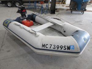 Used Zodiac C58S Tender Boat For Sale