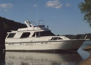 Used Jefferson Marquessa 52 Motor Yacht For Sale