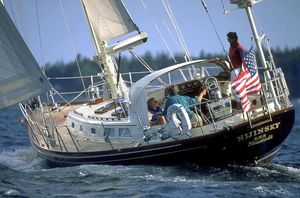 Used Hinckley Sou'wester 52 Sloop Cruiser Sailboat For Sale
