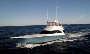 Used Post 53 Convertible Motor Yacht For Sale