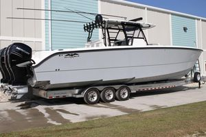 Used Invincible 40' Catamaran Power Catamaran Boat For Sale