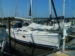 Used Hunter 36-2 Cruiser Sailboat For Sale