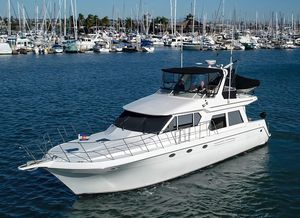 Used Navigator 48 Classic Pilothouse Boat For Sale