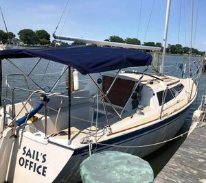 New O'day 272 Racer and Cruiser Sailboat For Sale