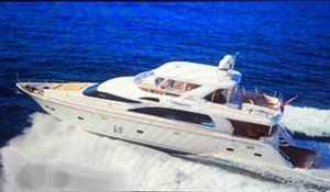 Used Horizon Vision 74 Motor Yacht For Sale