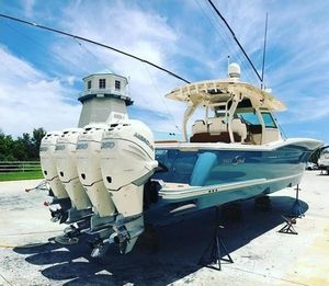 Used Scout 380 LXF Sports Fishing Boat For Sale