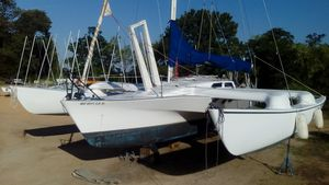 Used Condor 40 Trimaran Sailboat For Sale