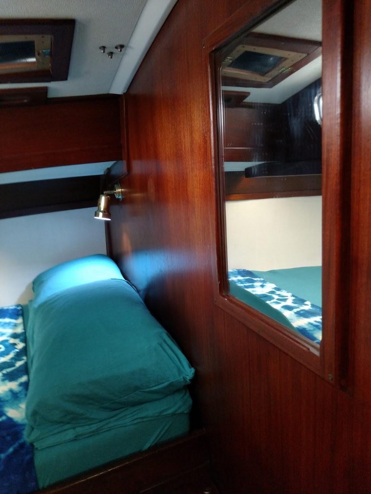 1982 Used Tartan 42 Sloop Sailboat For Sale - $64,900