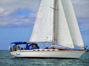 Used Tartan 42 Sloop Sailboat For Sale