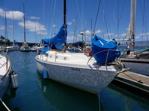 Used Columbia Yacht Classic Sloop Sailboat For Sale