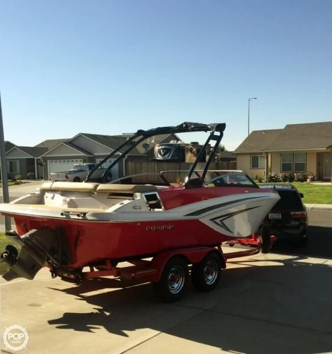 2015 Used Glastron GT 225 Bowrider Boat For Sale - $39,995