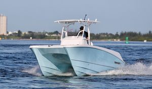 New Twin Vee 24 Center Console Fishing Boat For Sale