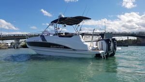 Used Beneteau Flyer 8.8 Sundeck Center Console Fishing Boat For Sale