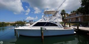 Used Ocean Super Sport 38 Sports Fishing Boat For Sale
