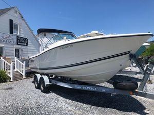 Used Triton 225 DC Center Console Fishing Boat For Sale