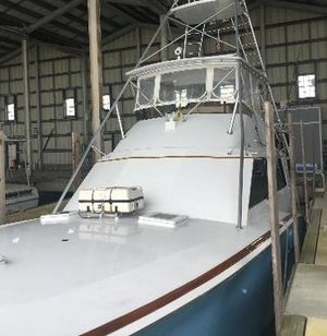 Used Hatteras Sport Fish Sports Fishing Boat For Sale