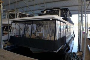 Used Lakeview 16 X 68 Houseboat House Boat For Sale