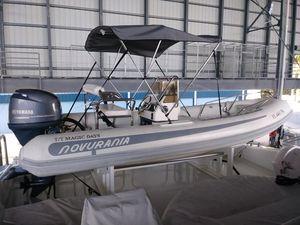 Used Novurania 550 Tender Boat For Sale