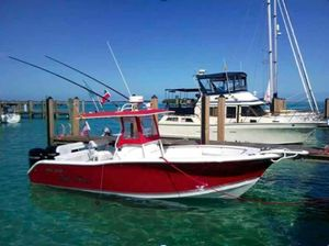 Used Sea Pro 270 Center Console Center Console Fishing Boat For Sale