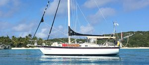 Used Endeavour A-plan Cruiser Sailboat For Sale
