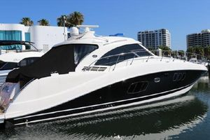 Used Sea Ray 55 Sundancer Motor Yacht For Sale