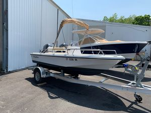 Used Edgewater 158cs Center Console Fishing Boat For Sale