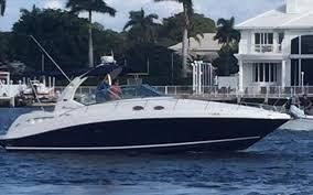 Used Sea Ray 340 Sundancer High Performance Boat For Sale