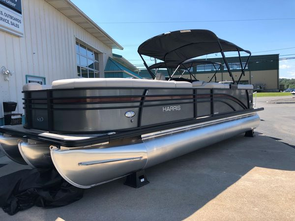 2020 New Harris Sunliner 250 Pontoon Boat For Sale - NJ, US
