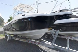 Used Seaswirl Striper 2601 Walkaround I/O Center Console Fishing Boat For Sale