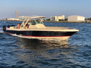 Used Chris Craft Catalina 34 Center Console Fishing Boat For Sale