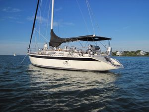 Used Wauquiez Centurion 45 Sloop Sailboat For Sale