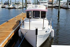 Used Ranger Tugs 21 Classic Trawler Boat For Sale