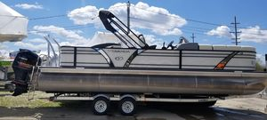 Used Veranda VP V25rfl Pontoon Boat For Sale