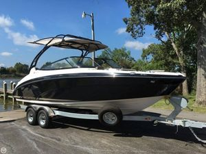 Used Yamaha 242 Limited S E-Series Jet Boat For Sale