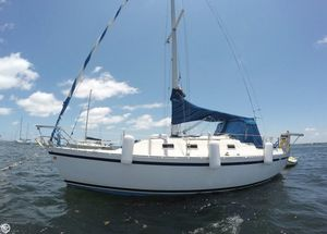 Used Canadian Sailcraft 30 Racer and Cruiser Sailboat For Sale