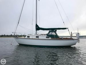 Used Cape Dory CD 27 Sloop Sailboat For Sale