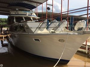 Used Uniflite 46 Motor Yacht Aft Cabin Boat For Sale
