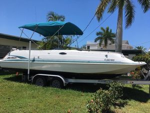 Used Hurricane 24 Bowrider Boat For Sale