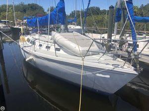 Used Catalina 34 MkI Sloop Sailboat For Sale
