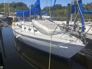 Used Catalina 34 MkI Sloop Sailboat For Sale