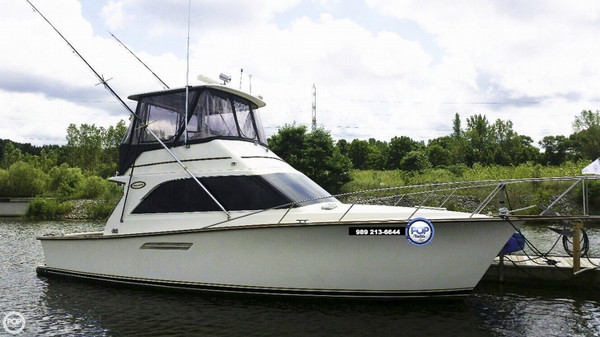 Used Ocean Yachts 38 SS Sports Fishing Boat For Sale