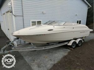 Used Regal 2450 Express Cruiser Boat For Sale